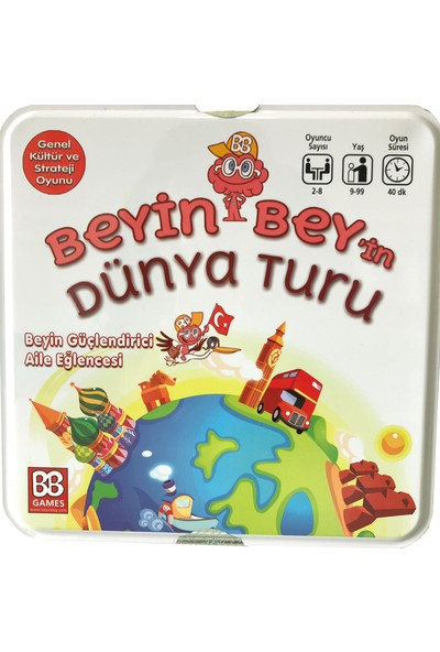 Beyin Bey'in Dünya Turu