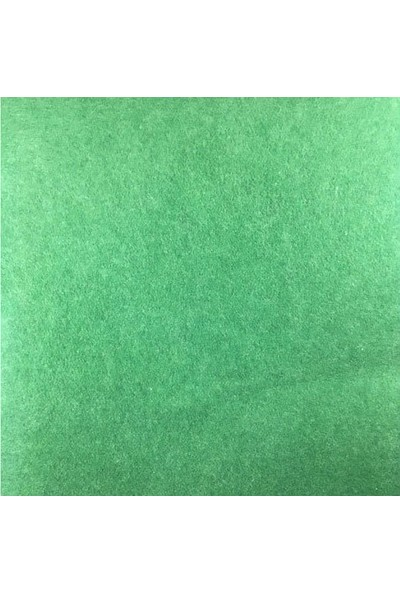 Hobiniyarat Çimen Yeşili Sentetik Keçe Kumaş