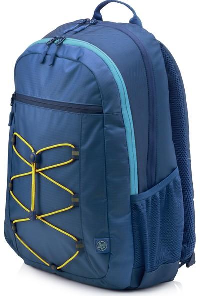 """HP Active 15.6"""" Mavi/Sarı Notebook Çantası 1LU24AA"""