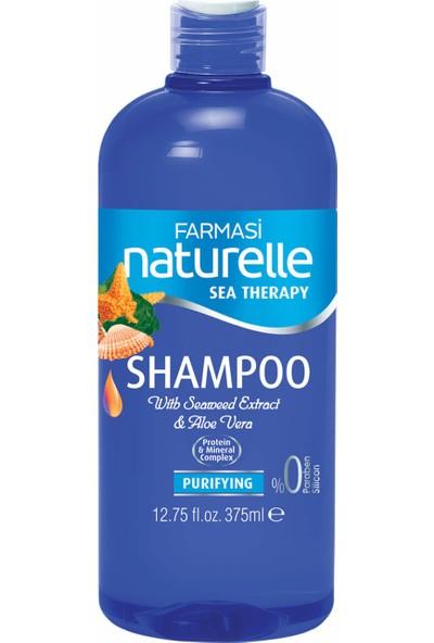 Farmasi Naturelle Deniz Mineralli Arındırıcı Şampuan 375 ml