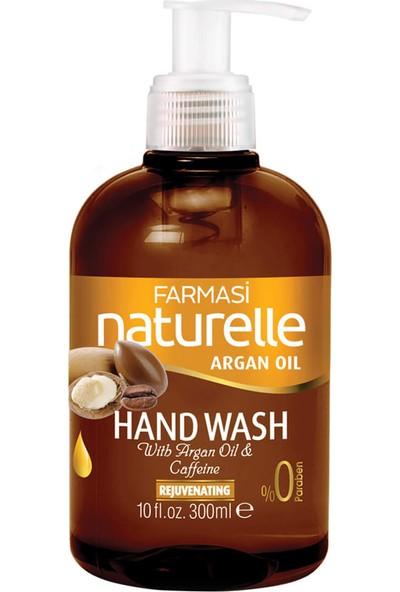 Farmasi Naturelle Argan Yağlı Tazeleyici Sıvı El Sabunu 300 ml