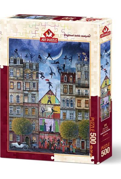Art Puzzle 500 Parça Düş Sokağı