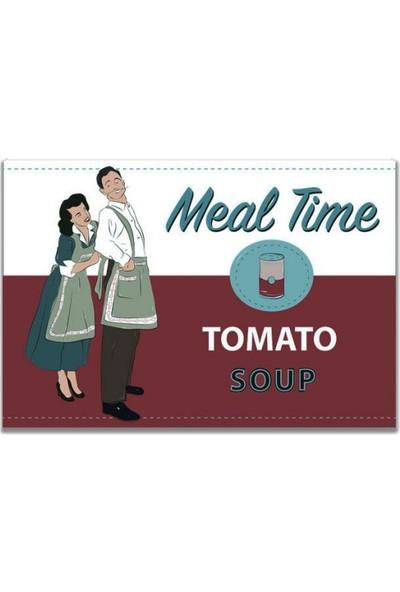 Kagito Meal Time Amerikan Servis (10'lu)