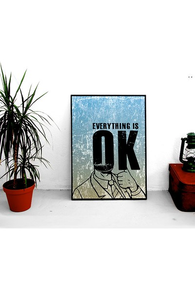 KagitoEverything Is Ok Poster