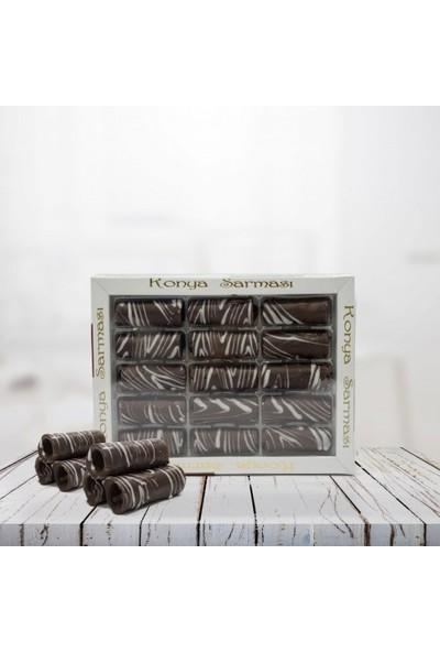 Özkar Konya Sarması Çikolatalı 350 gr