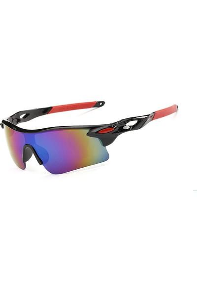 Mixsight Bisiklet Gözlüğü Renkli Cam B5017