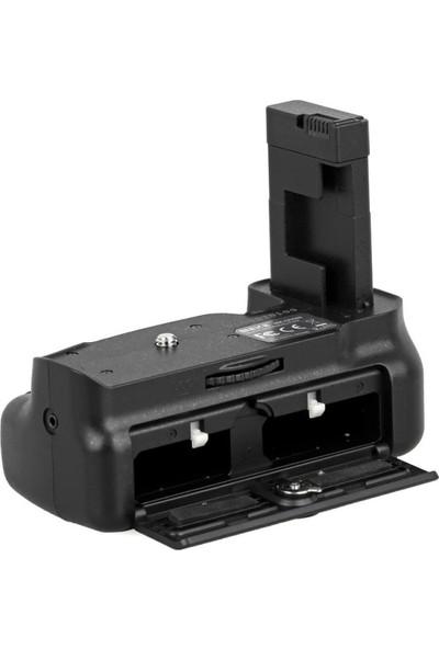MeiKe Nikon D5500 İçin MeiKe MK-D5500 Batter Grip + 1 Ad. EN-EL14 Batarya
