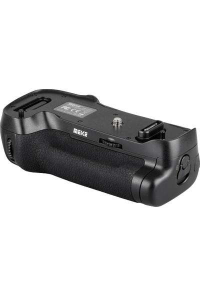 MeiKe Nikon D500 İçin MeiKe MK-D500 Battery Grip, MB-D17 + 1 Ad. EN-EL15 Batarya