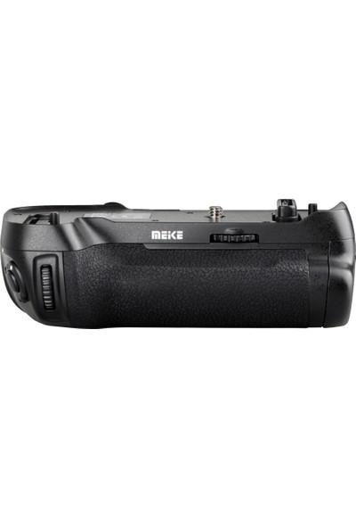 MeiKe Nikon D500 İçin MeiKe MK-D500 Battery Grip, MB-D17 + 2 Ad. EN-EL15 Batarya
