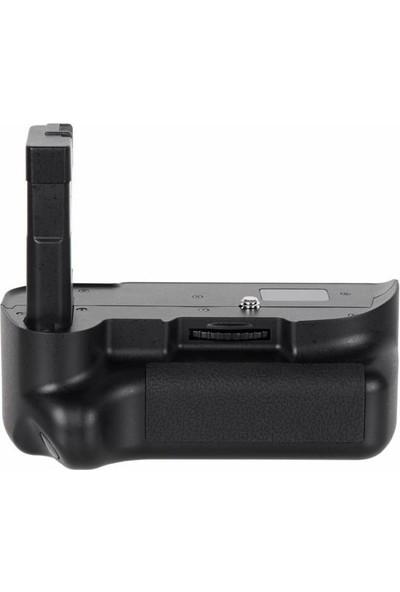 MeiKe Nikon D3300, D5300 İçin MeiKe MK-D5300 Battery Grip + 2 Ad. EN-EL14 Batarya