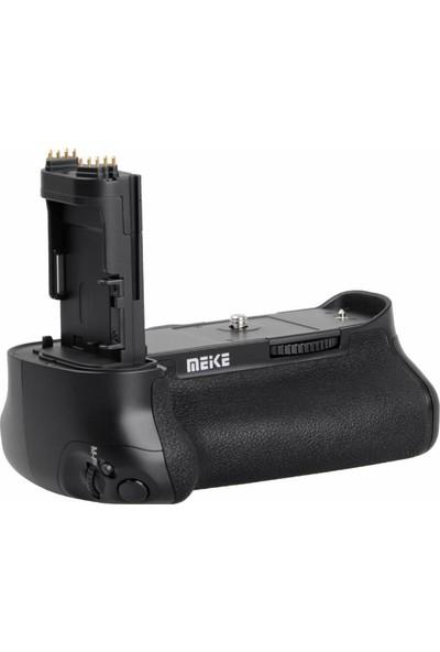 MeiKe Canon EOS 7D Mark II İçin MeiKe Batter Grip + 1 Adet LP-E6 Batarya