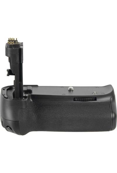MeiKe Canon EOS 60D İçin MeiKe MK-60D Battery Grip + 1 Ad. LP-E6 Batarya
