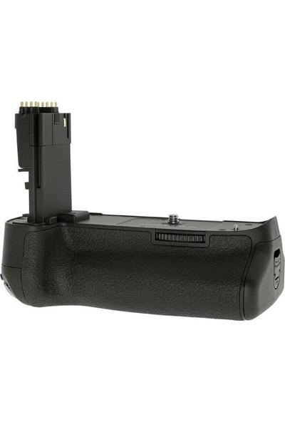 MeiKe Canon EOS 5D Mark III İçin MeiKe MK-5D3 Battery Grip, BG-E11