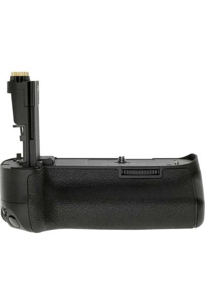 MeiKe Canon EOS 5D Mark III İçin MeiKe MK-5D3 Battery Grip + 2 Ad. LP-E6 Batarya