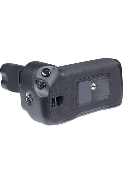 MeiKe Canon EOS 50D 40D 30D 20D İçin MeiKe Battery Grip, BG-E2