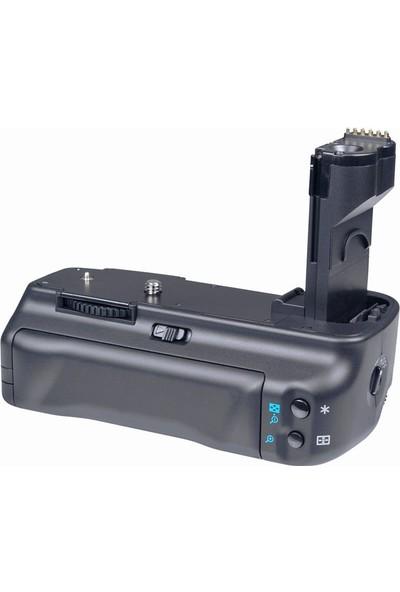 MeiKe Canon 50D, 40D, 30D İçin MeiKe Battery Grip + 1 Ad. BP-511A Batarya