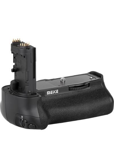 MeiKe Canon 5D Mark IV İçin MeiKe MK-5D4 Battery Grip, BG-E20 + 2 Ad. LP-E6 Batarya