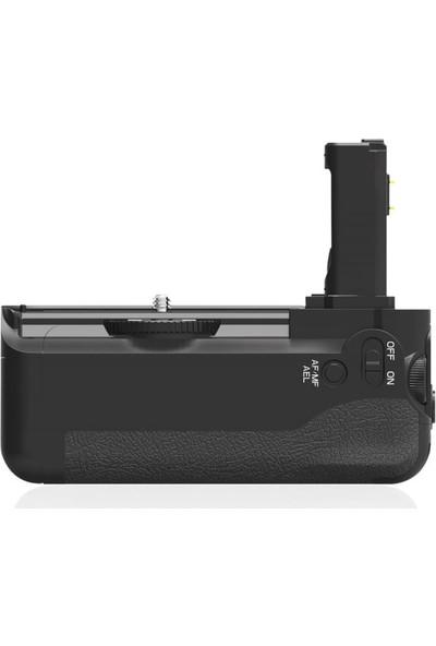 MeiKe Sony A7, A7R, A7S İçin MeiKe MK-A7 Battery Grip + 1 Adet NP-FW50 Batarya, VG-C1EM