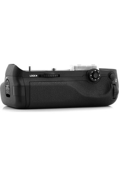 Pixel Nikon D800, D800E, D810 İçin Pixel Vertax D12 Battery Grip + 1 Ad. EN-EL15 Batarya