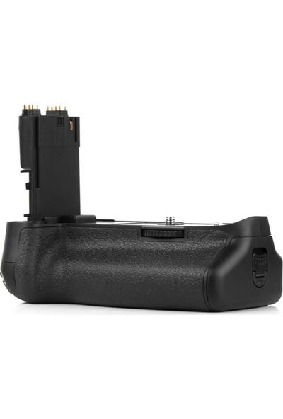 Pixel Canon EOS 5D Mark III İçin Pixel Battery Grip + 1 Ad. LP-E6 Batarya