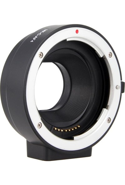 MeiKe Canon EOS M İçin Canon EOS EF / EFS Auto Focus Lens Adaptörü