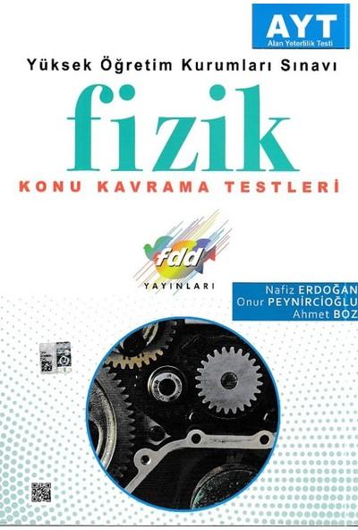 Fdd Ayt Fizik Konu Kavrama Testleri - Nafiz Erdoğan
