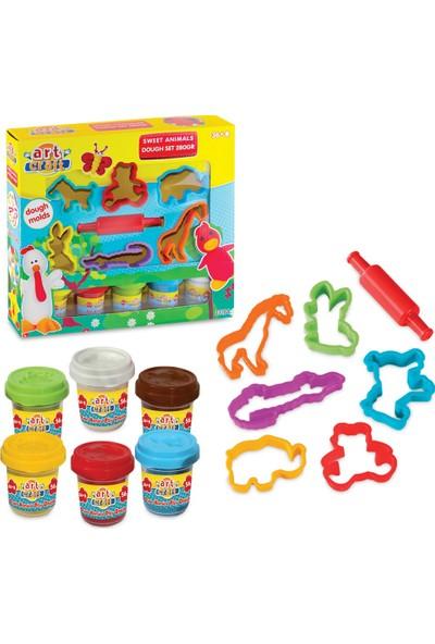 Fen Toys Sevimli Hayvanlar Hamur Set