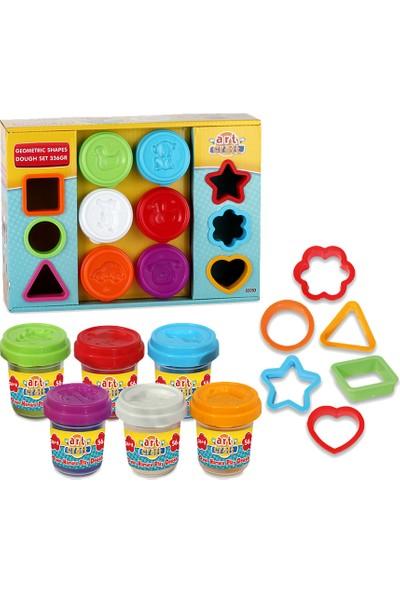 Artcraft Geometrik Şekiller Hamur Set 336 gr