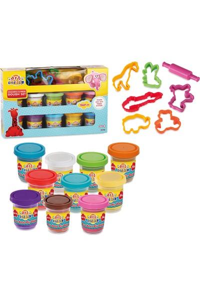 Fen Toys 03290 Renga Renk Hamur Set