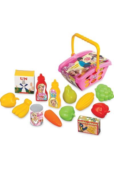 Barbie Küçük Market Sepeti