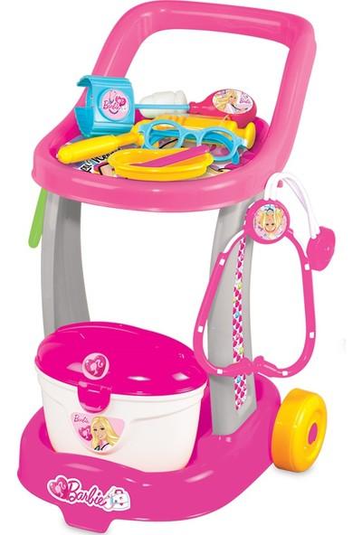 Barbie Doktor Servis Arabası (Yeni)