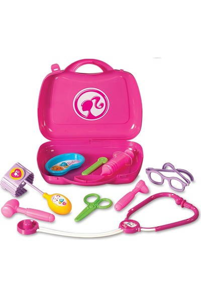 Barbie Kutulu Doktor Set