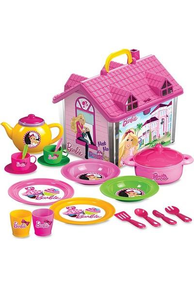 Barbie Ev Çay Seti
