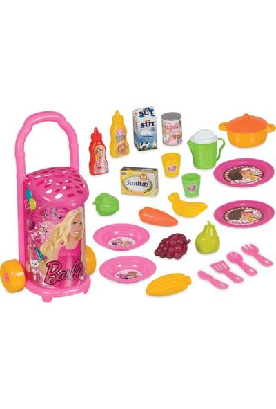 Barbie Pazar Arabası
