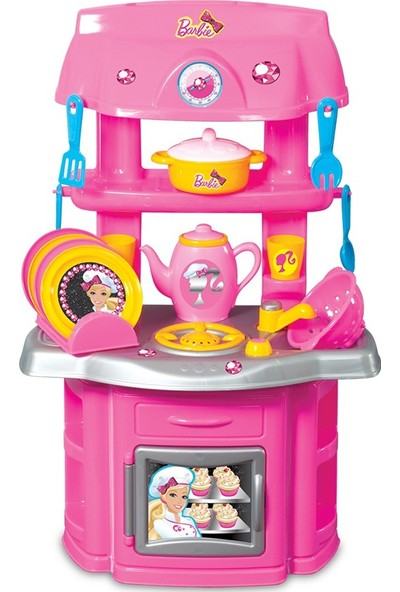 Barbie Şef Mutfak Set