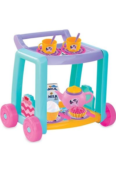 Dede My Little Pony Çay Servis Arabası