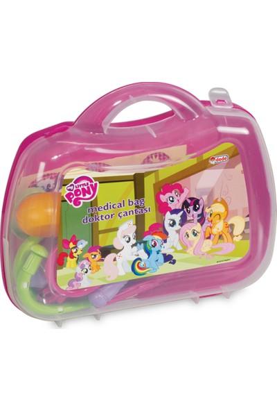 Dede My Little Pony Doktor Çantası 9 Parça