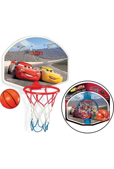 Cars Orta Boy Basket Potası