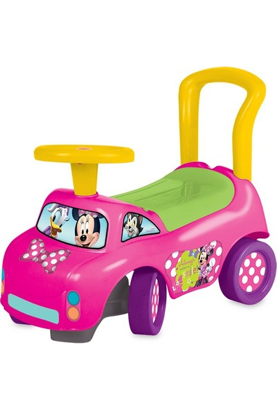 Minnie Mouse İlk Arabam ( Yeni )