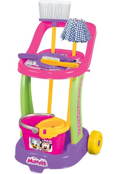 Minnie Mouse Temizlik Arabası