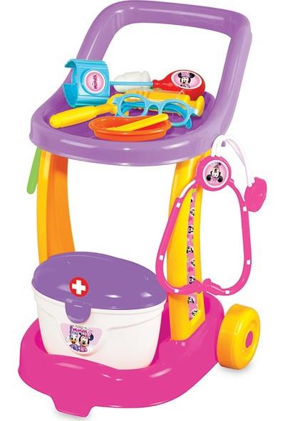 Minnie Mouse Doktor Servis Arabası (Yeni)