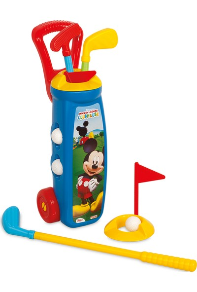 Mickey Mouse Golf Seti