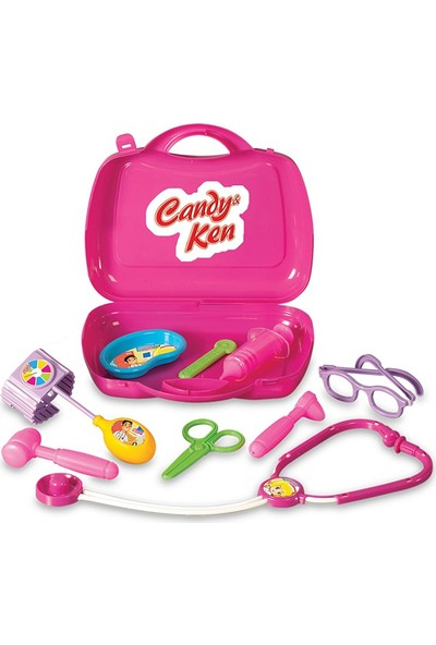Candy Kutulu Doktor Set