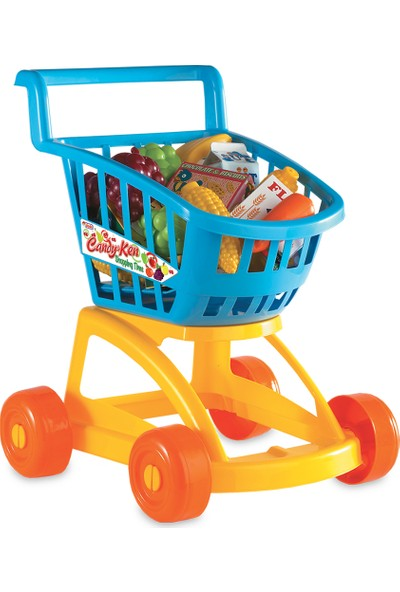 Dede Candy&Ken Market Arabası Dolu