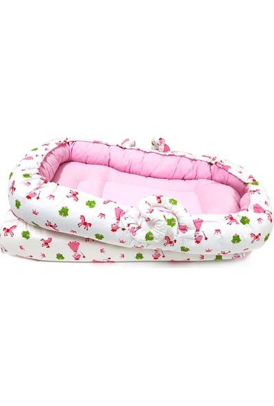 Sevi Bebe 2732 Anne Yanı Reflü Yatağı