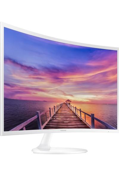 "Samsung LC32F391FWMXUF 31.5"" 4ms (HDMI+Display) FHD VA Curve Monitör"