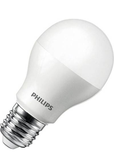 Philips Essential Led Ampul 14(100) W Beyaz E27 - 12 Adet