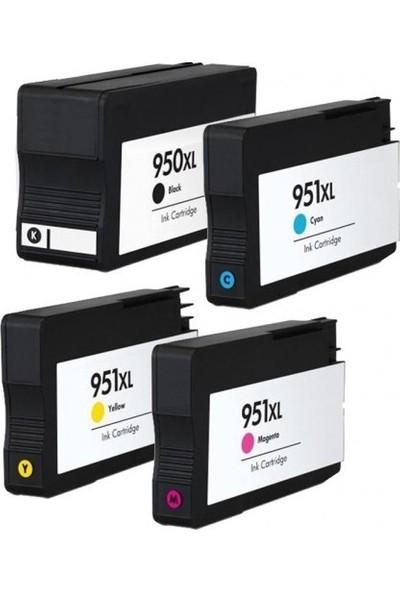 HP 950XL/ 951XL Muadil Kartuş Seti
