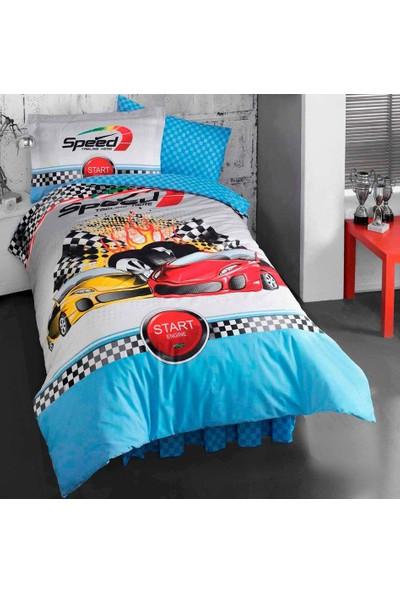 Clasy Tek Kişilik Uyku Seti Racer