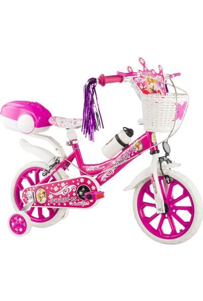 Forza 15'' Çocuk Bisikleti Pembe